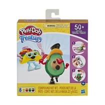 Massinha Play Doh Treatsies 2 Mini Lanches Surpresas E9726 - Hasbro