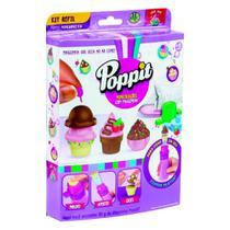 Massinha Poppit Kit Refil Dtc -