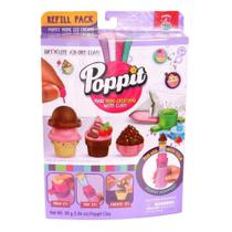 Massinha Poppit Kit Refil Minisorvertes Dtc 3884 -