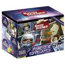 Master Box Battle Scenes Marvel Forças Estelares da Copag -