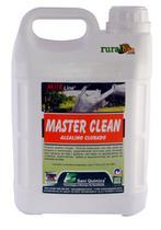 Master clean - detergente alcalino clorado - embalagem 6 x 5 litros - Sani Química