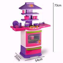 Master Fogão Big Chef - Brinquedo Educativo - Poliplac -