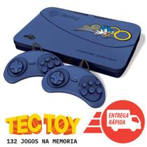Master System Evolution Tectoy Com 132 Jogos Na Memória -
