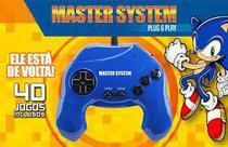 Master system plug & play 40 jogos - Tec Toy