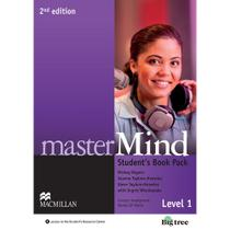 Mastermind 2nd Edit. Student's Pack With Workbook-1 - Macmillan