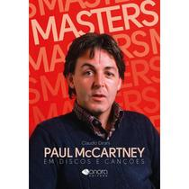 Masters paul mccartney - sonora - Editora Sonora