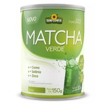 Matcha Verde 150 g - Sunflower -