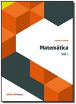 Matematica - colecao metalmecanica metalurgia - Senai