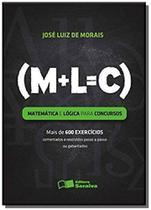 Matematica e logica para concursos - Saraiva