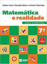 Matemática e realidade Ensino Fundamental 7 Ano - Atual