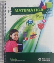 Matematica Faz Sentido G - Edicao Bom Jesus - 02 Ed - Fundamento - didatico -