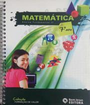 Matematica Faz Sentido G - Edicao Bom Jesus - Bom jesus - fundamento matemática -