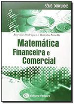 Matematica financeira e comercial - Ferreira -