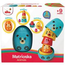 Matrioska Animais - Elka -