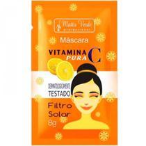 Matto Verde Vitamina C Máscara 8g -