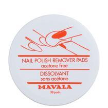 Mavala Nail Polish Remover Pads - Disco Removedor de Esmalte (30 unidades) -