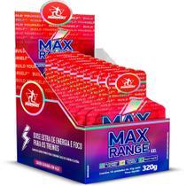 Max range pré treino 32 g c/ 10 un. guaraná+açai midway -