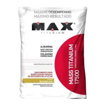 Max Titanium Mass 17500 - 1,4kg Baunilha -
