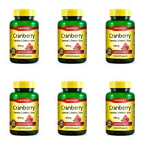 Maxinutri Antiox C/ vitamina C e Zinco Cranberry C/60 (Kit C/06) -