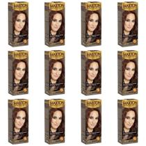 Maxton Tinta 5.74 Chocolate Intenso Acobreado (Kit C/12)