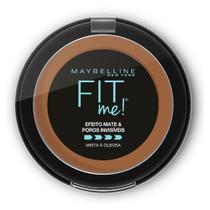 Maybelline Pó Compacto Fit Me - N10 MARROM NEUTRO -