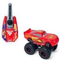 Mcqueen Lancador Chave E Rampa - Toyng 040798 -