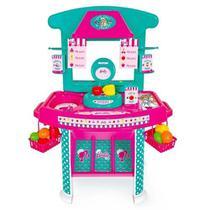Mecadinho infantil da barbie com acessórios cotiplas -