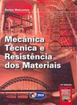 Mecanica tecnica e resistencia dos materiais - Erica