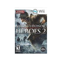 Medal Of Honor Heroes 2 - Wii - Nintendo