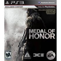 Medal of Honor - PS3 - Ea