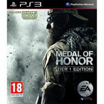 Medal of honor tier 1 edition - ps3 - Ea