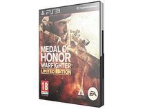 Medal of Honor Warfighter Edição Limitada p/ PS3 - EA