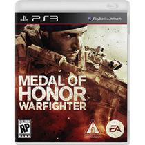 Medal of Honor: Warfighter - PS3 - Ea