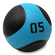 Medicine Ball Livepro 6kg Azul x Preto - Liveup