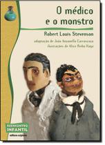 Médico e o Monstro, O - Coleção Reencontro Infantil - Scipione