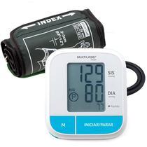 Medidor Aferidor Digital de Pressão Arterial de Braço HC206 MULTILASER -