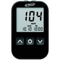 Medidor de glicose g-tech lite completo -