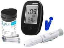 Medidor de Glicose Multilaser Glucosure Auto Code - 100 Tiras