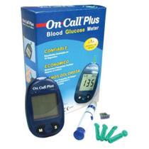 Medidor De Glicose  On Call Plus  II - On Call Plus Ii