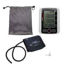 Medidor de Pressão Arterial Automático de Braço - Voz