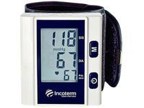 Medidor de Pressão Arterial de Pulso Digital - Incoterm Automático MP050 -