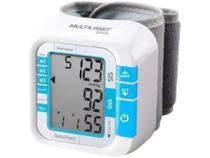 Medidor de Pressão Arterial de Pulso Digital - Multilaser Automático HC204 -