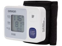 Medidor de Pressão Arterial de Pulso Digital - Omron Automático Essencial