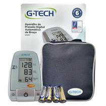 Medidor De Pressão Arterial Digital Automático De Braço G-Tech MA100 -