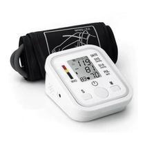 Medidor de Pressão Arterial Digital de Braço + Voz Integrada - Rohs