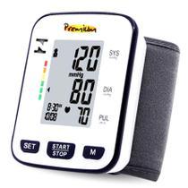 Medidor de Pressão Arterial Digital de Pulso G-Tech BSP21 Premium -