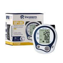 """Medidor de Pressão Arterial e Pulsação Digital Automático """"Punho"""" - Incoterm -"""