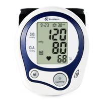 Medidor De Pressão Arterial Elétrico Esfigmomanômetro Pulso - Incoterm