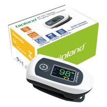 Medidor De Saturação Oxímetro At101c Bioland -