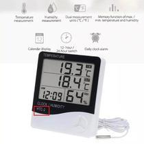 Medidor de umidade e temperatura digital -- EXBOM -